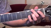 How to play Highway To Hell on the guitar AC/DC