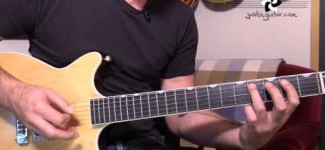 The Jack – AC/DC – Rock Guitar Lesson (ST-336) Angus, Malcolm
