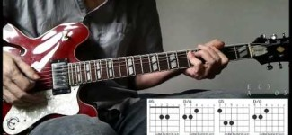 'Night Prowler' AC/DC Guitar Tutorial [Malcolm]