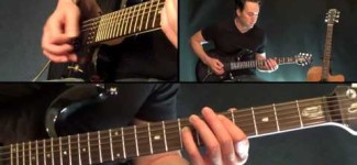 Back In Black Guitar Lesson Pt.1 – AC/DC – All Riffs