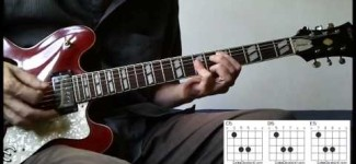 'Go Down' AC/DC Guitar Tutorial [Malcolm]