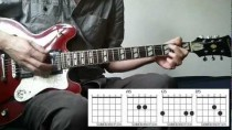 'Its a Long Way To The Top' AC/DC Guitar Tutorial [Malcolm]