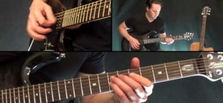 Hells Bells Guitar Lesson Pt.1 – AC/DC – All Riffs