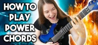 How to Play Power Chords (Beginner Guitar Lesson)