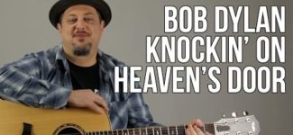 Knocking on Heaven's Door – Super Easy Acoustic Songs for Guitar – Guitar Lesson
