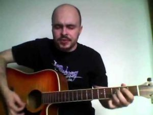 How to play Live - Selling The Drama on the guitar tutorial Live - Selling The Drama on guitar