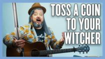 Toss A Coin to Your Witcher from The Witcher Guitar Lesson + Tutorial