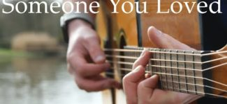 Someone you loved guitar tabs